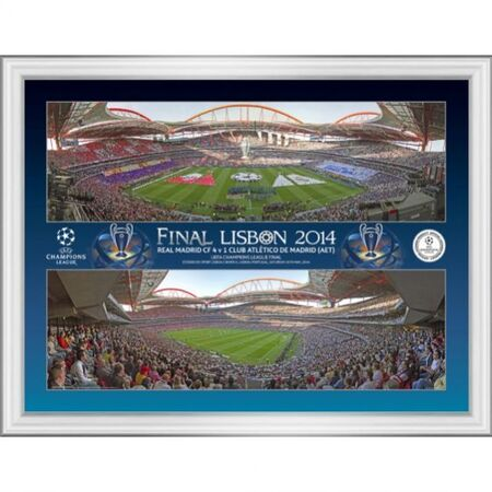 uefa champions league 2014 panoramic montage