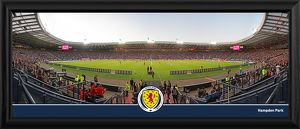 Scotland Match at Hampden
