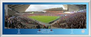 UEFA 2014 Super Cup MIA Corner 30' Panoramic