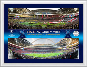 UEFA Champions League 2013 Panoramic Montage (desktop)