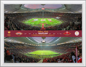 <b>UEFA Europa League Finals</b><br>Selection of 21 items