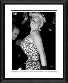 Jayne Mansfield Framed Photographic Print