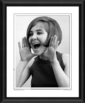 Lulu 1964 Framed Photographic Print