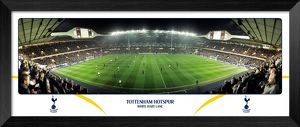 tottenham hotspur fc white hart lane match night